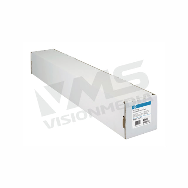 HP COATED PAPER 914MM X 45.7M, 90GSM, 4.5MIL (C6020B)