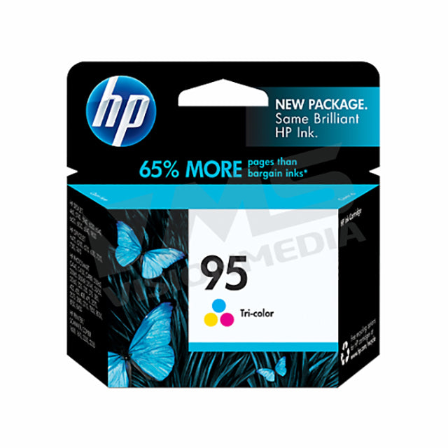 HP 95 TRI-COLOR INK CARTRIDGE (C8766WA)