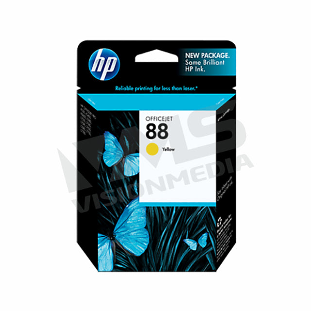 HP 88XL YELLOW INK CARTRIDGE (C9393A)