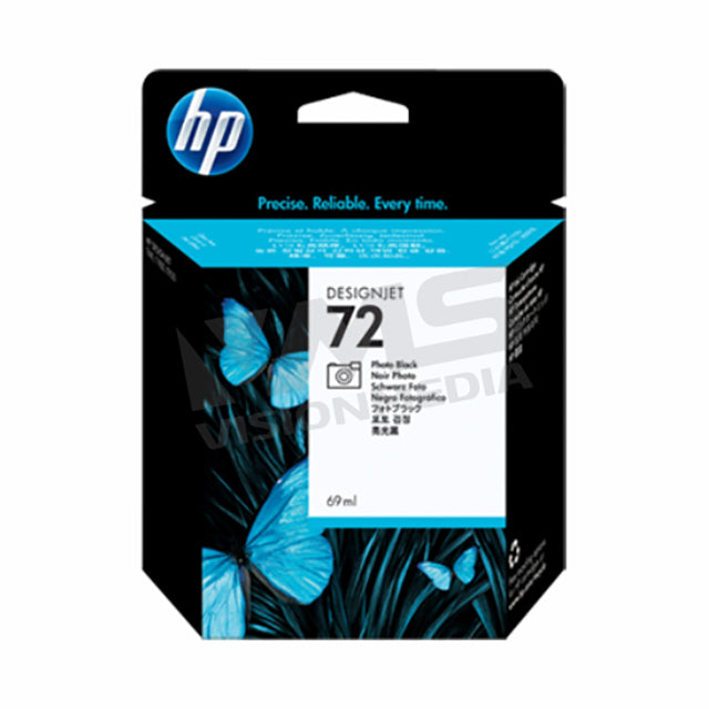 HP 72 PHOTO BLACK INK CARTRIDGE (69-ML) (C9397A)