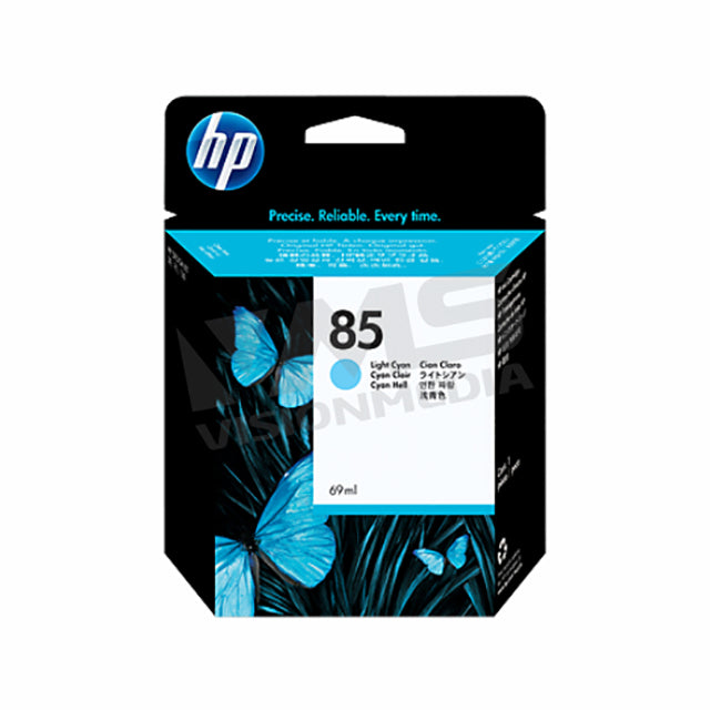 HP 85 LIGHT CYAN INK CARTRIDGE (C9428A)