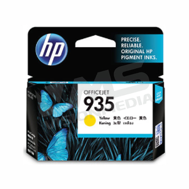 HP 935 YELLOW INK CARTRIDGE (C2P22AA)