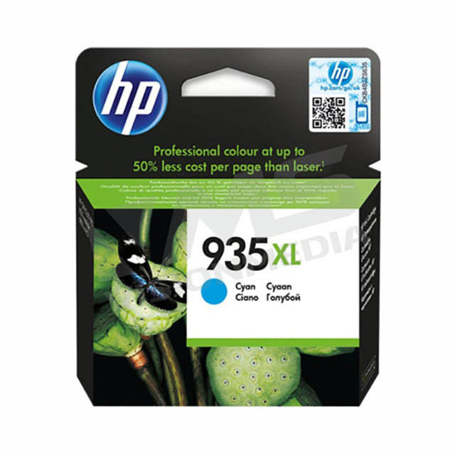 HP 935XL CYAN INK CARTRIDGE (C2P24AA)