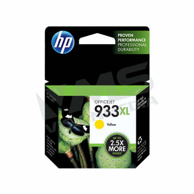 HP 933XL YELLOW INK CARTRIDGE (CN056AA)