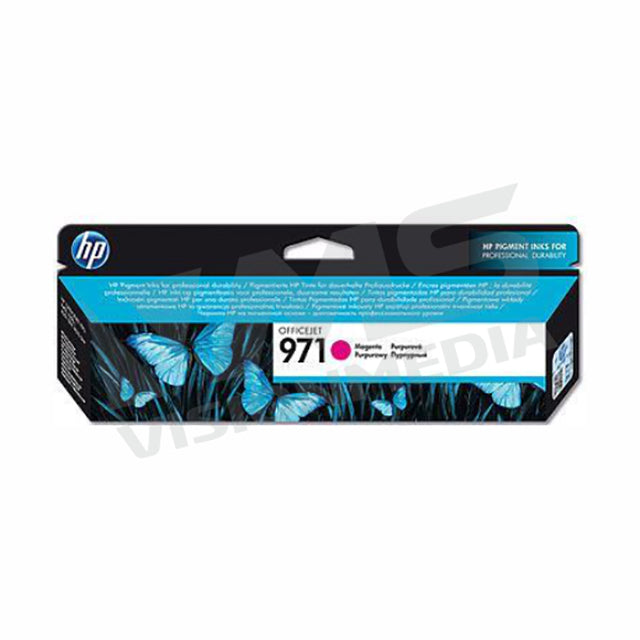 HP 971 MAGENTA INK CARTRIDGE (CN623AA)