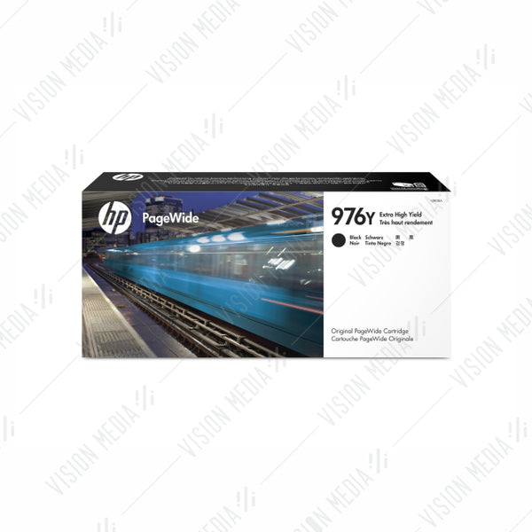 HP 976Y EXTRA HIGH YIELD BLACK INK CARTRIDGE (L0R08A)