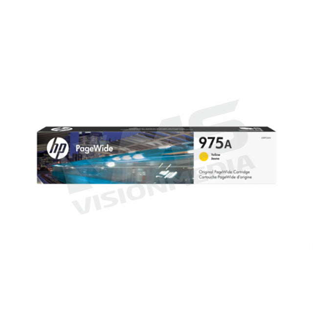 HP 975A YELLOW PAGEWIDE CARTRIDGE (L0R94AA)