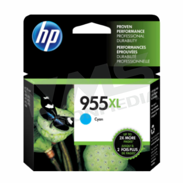 HP 955XL CYAN INK CARTRIDGE (L0S63AA)