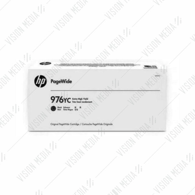 HP 976YC BLACK CONTRACT PAGEWIDE CARTRIDGE (L0S20YC)