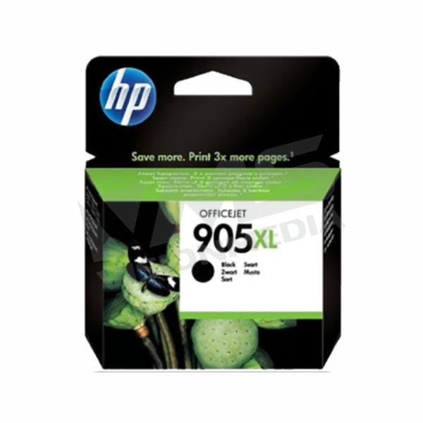 HP 905XL BLACK INK CARTRIDGE (T6M17AA)