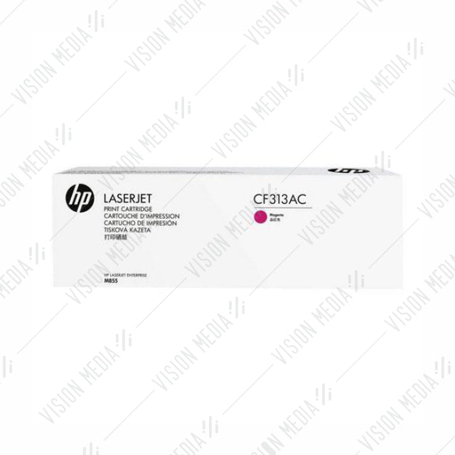 HP 826A MAGENTA CONTRACTUAL TONER CARTRIDGE (CF313AC)