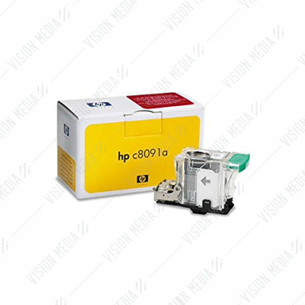 HP 5000 STAPLES CARTRIDGE REFILL (C8091A)