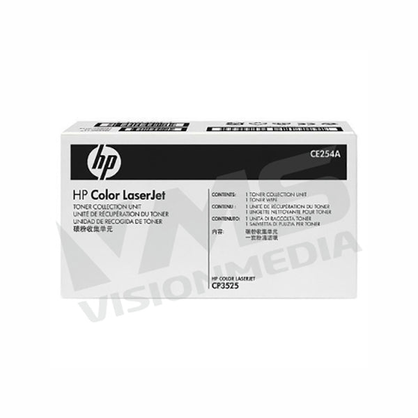 HP LASERJET CP3525 TONER COLLECTION UNIT (CE254A)