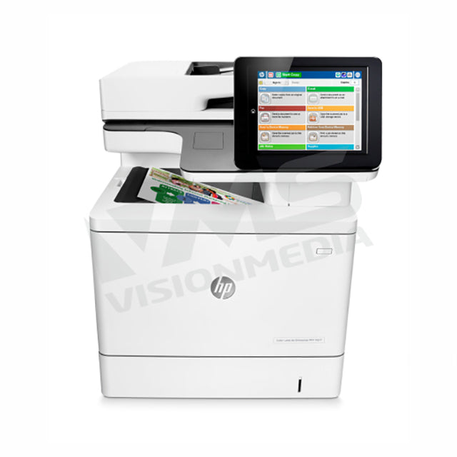 HP LASERJET ENTERPRISE 500 COLOR MFP SERIES M577DN PRINTER (B5L46A)