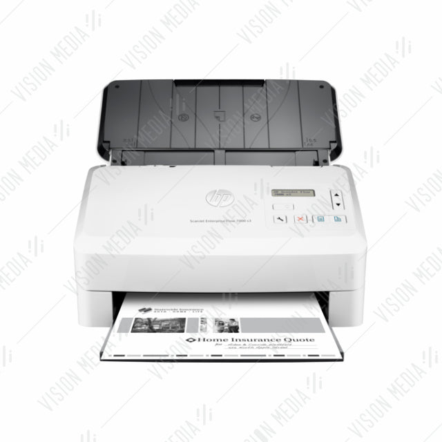 HP SCANJET ENTERPRISE 7000 S3 SHEET-FEED SCANNER (L2757A)