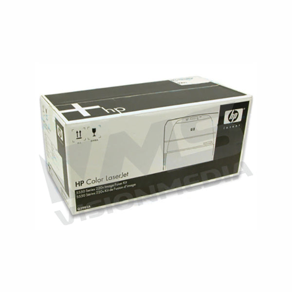 HP COLOR LASERJET 5550 FUSER KIT 220 VOLT (Q3985A)
