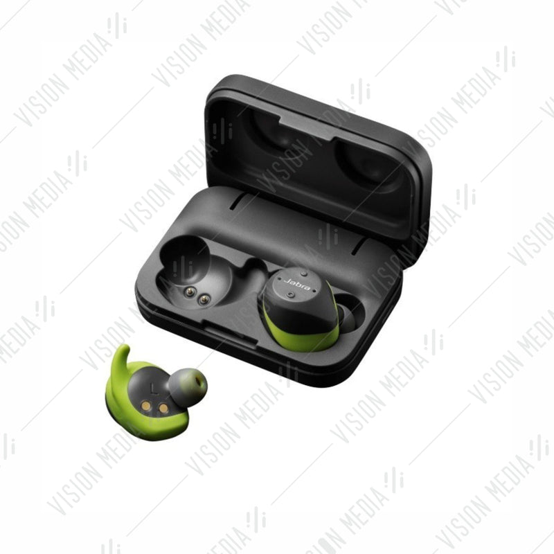 JABRA ELITE SPORT II WIRELESS BLUETOOTH EARBUDS (100-98700000-40)