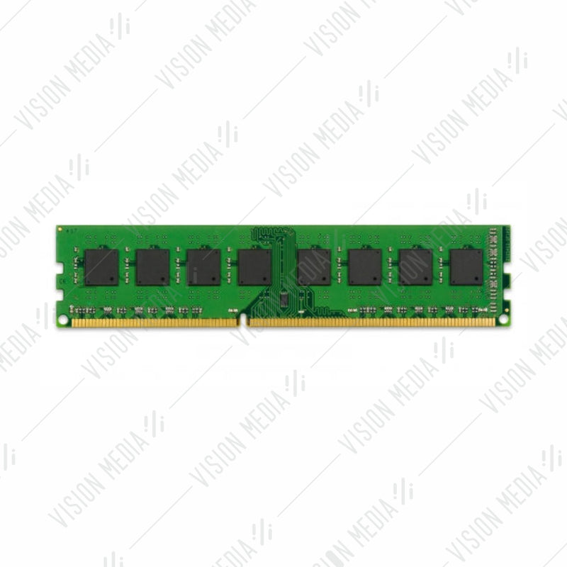 KINGSTON 4GB 1333MHZ NON-ECC DIMM PC3-10600 (KCP313NS8/4)