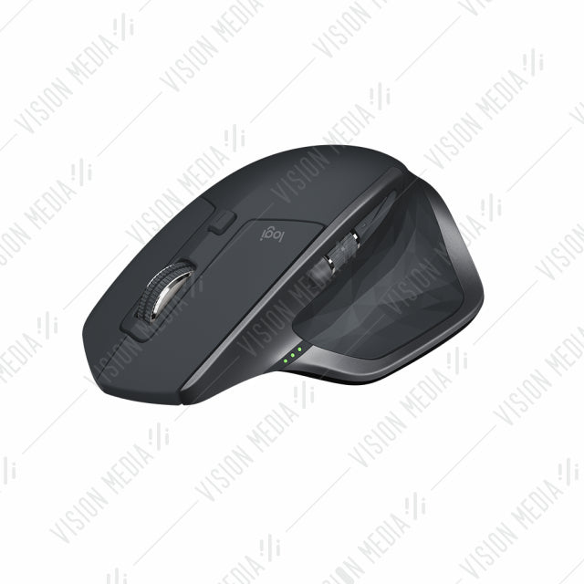 LOGITECH MX MASTER 2S WIRELESS MOBILE MOUSE (910-005142)