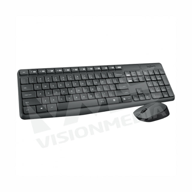 LOGITECH WIRELESS KEYBOARD & MOUSE COMBO (MK235) (920-007937)
