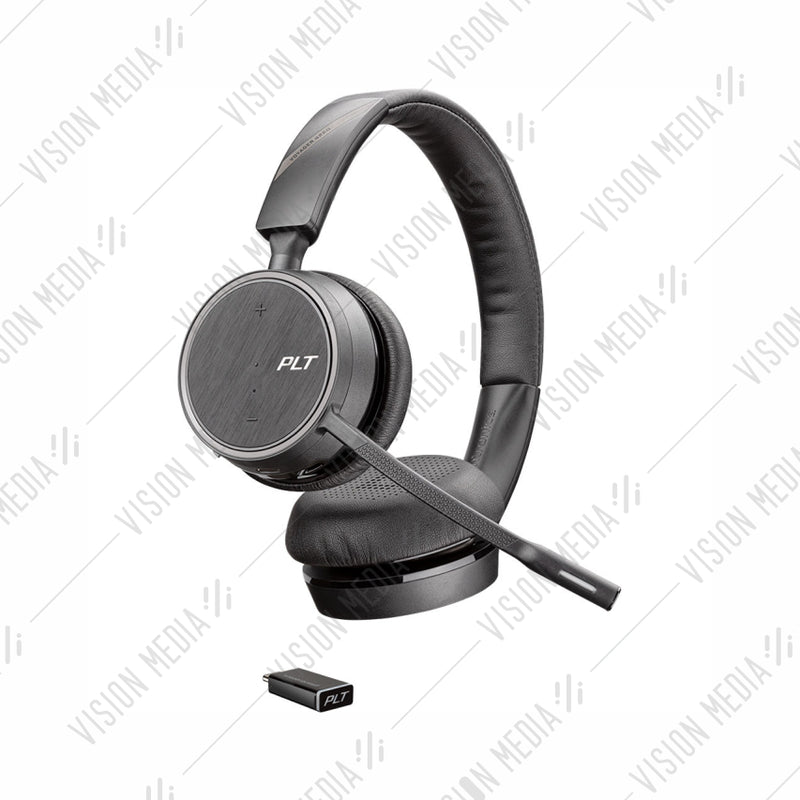 PLANTRONICS VOYAGER 4220 BLUETOOTH HEADSET TYPE-C (211996-02)