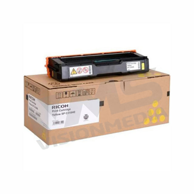 RICOH SP C220 YELLOW TONER CARTRIDGE (406062)