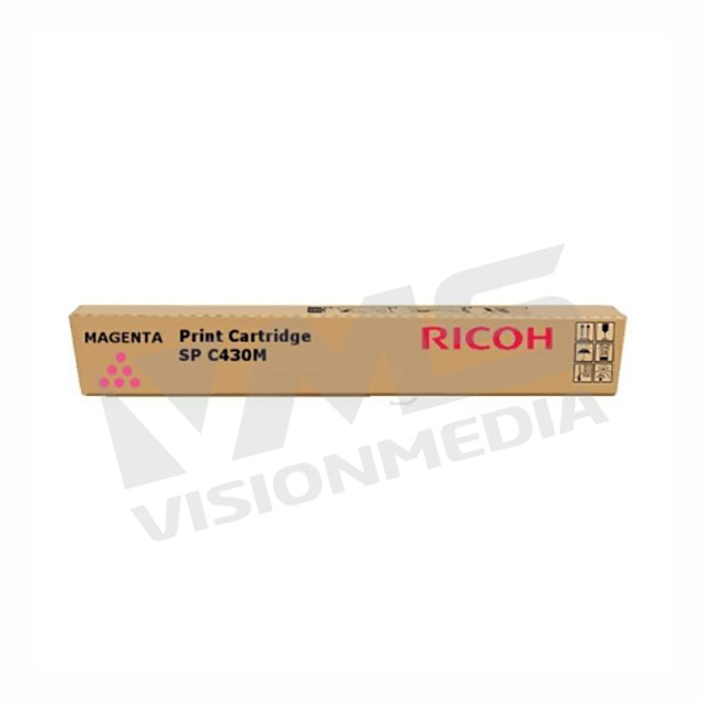 RICOH SP C430E MAGENTA TONER CARTRIDGE (821076)