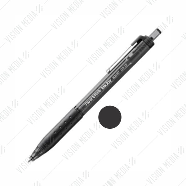 PAPERMATE INKJOY 300RT RETRACTABLE BALL PEN XF (0.5MM)