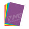 A4 BOOK COVER/FANCY CARD (230GSM) (MIX COLOR) (10SHEETS/PACK)