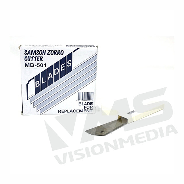 CUTTER REFILL BIG MB-501 (5PCS PER TUBE)