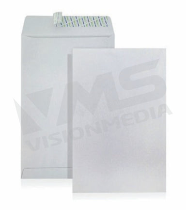 "100GSM WHITE P&S ENVELOPE (10"" X 13"") (1S1013P) (250 PCS/BOX)"