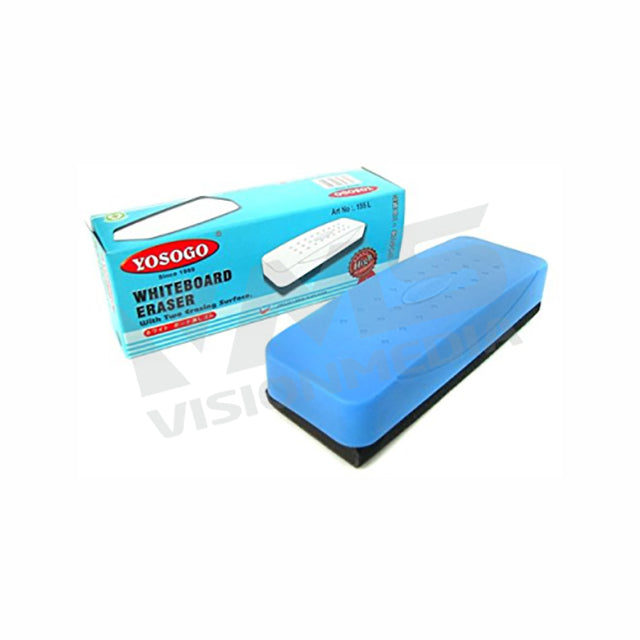 HIGH QUALITY WHITEBOARD ERASER MAGNETIC (LARGE) (MG-155L)