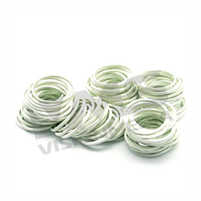 PARCEL RUBBER BAND 100GSM (WHITE)
