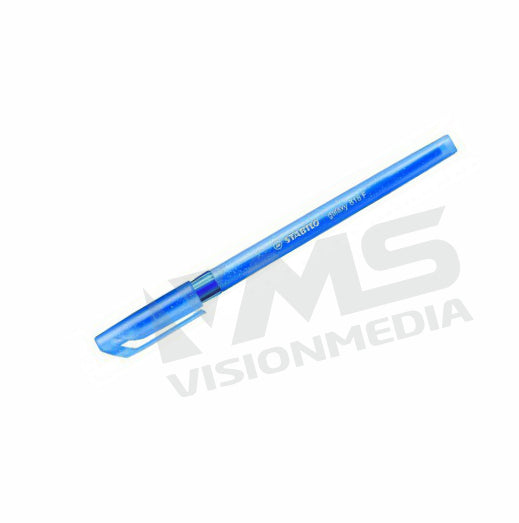 STABILO GALAXY 818F BALL POINT PEN (FINE) (WITH CAP)