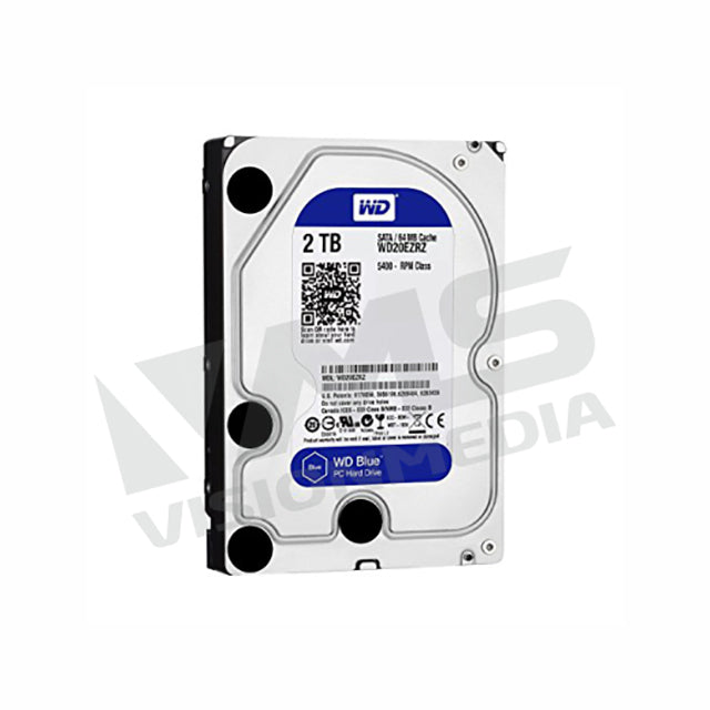 "WD CAVIAR BLUE 3.5"" INTERNAL SATA 1TB HDD (WD10EZEX)"