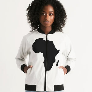 Color Me African Women's Bomber Jacket - Redsoil