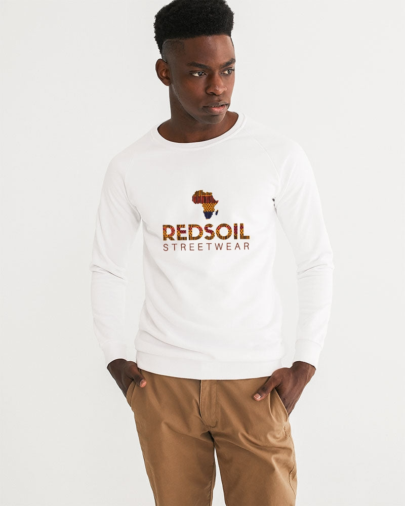 Redsoil Kente Men's Sweatshirt - Redsoil