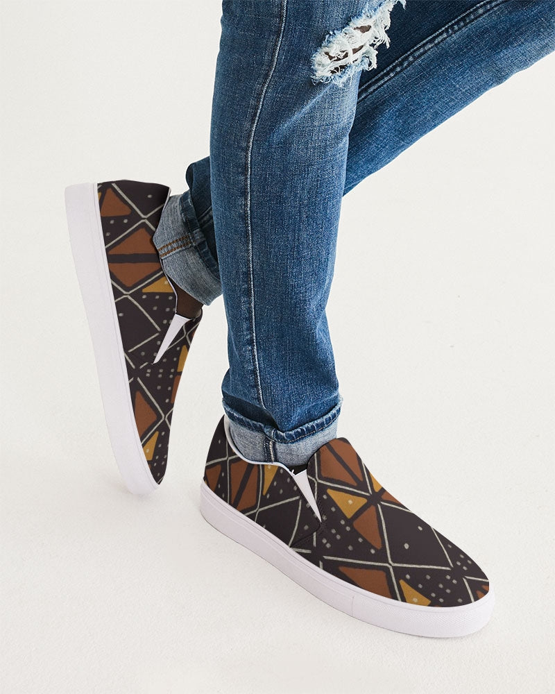 Madikwe Slip-On Canvas Shoes - Redsoil