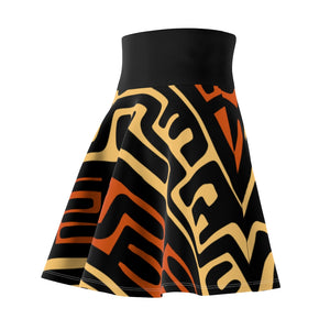 Bamako High Waist Skirt - Redsoil