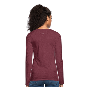 The Reader Long Sleeve - Redsoil