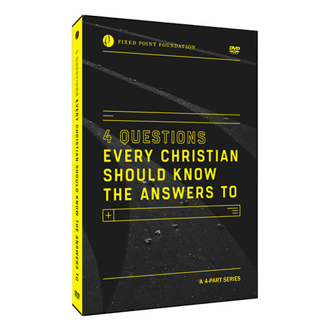 4 Questions Every Christian Should Know The Answers To Series (Video)