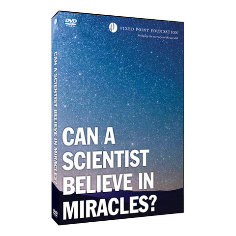 Can a Scientist Believe in Miracles? (Video)