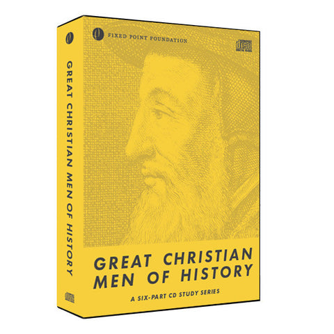 Great Christian Men of History Series (Audio)