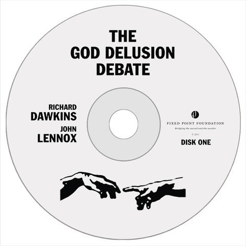 The God Delusion Debate (Audio)