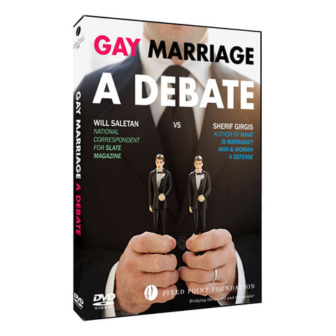 Gay Marriage: A Debate (Video)