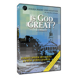 Is God Great? (Video)