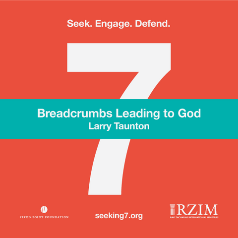 Breadcrumbs Leading to God (Audio)