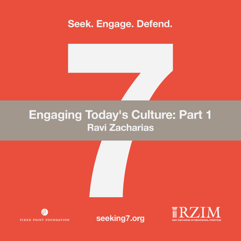 Engaging Today's Culture: Part 1 (Audio)