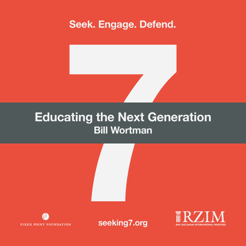 Educating the Next Generation (Audio)