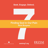 Finding God in Our Pain (Audio)